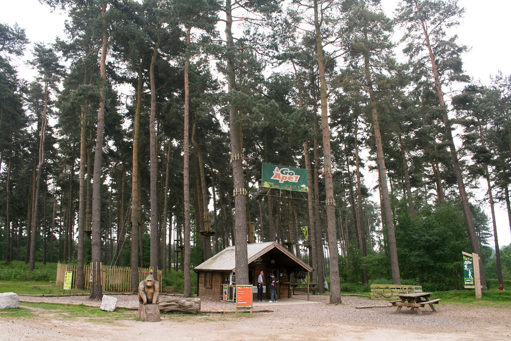 Cannock Chase Visitor Centre Car Parking Charges