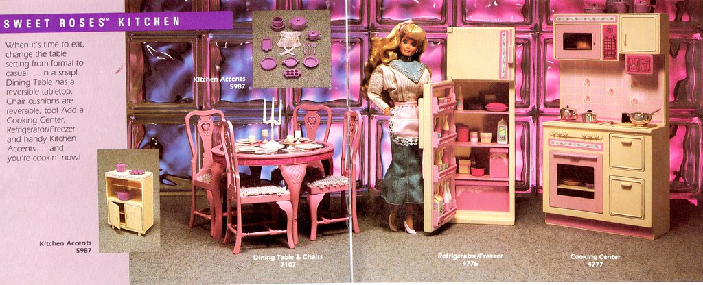 ... Barbie Sweet Roses Furniture | By Barbie Creations