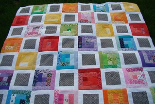 beach quilt top | by sewcraftyjess