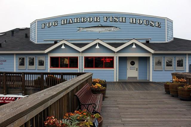 Fog harbor restaurant flickr photo sharing for Fog harbor fish house san francisco