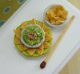 Guacamole and Tortilla Chips | by Shay Aaron