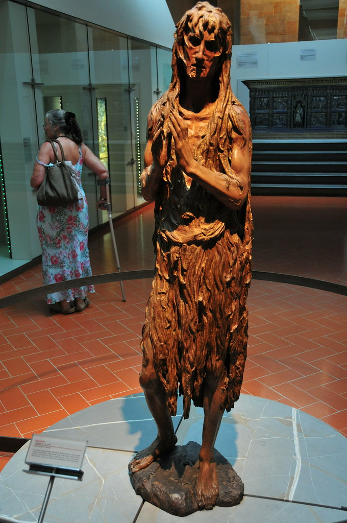 Donatello S Mary Magdalen Donatello S Famous Sculpture