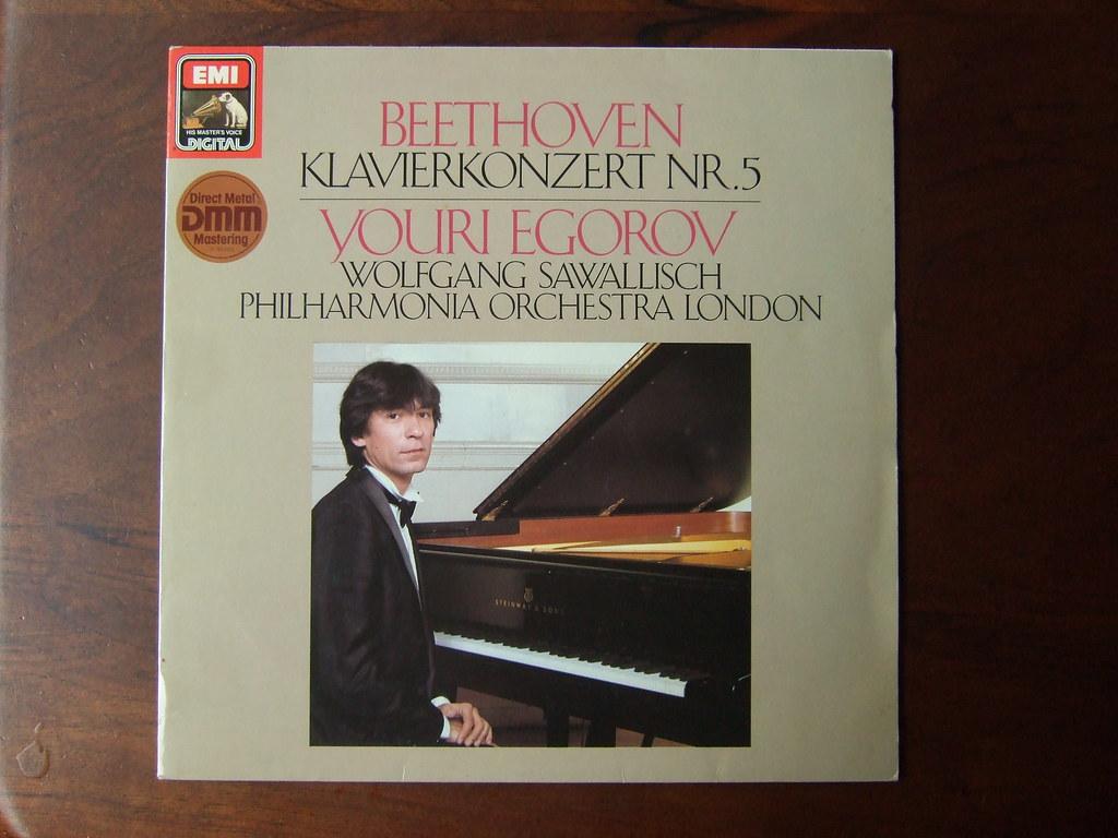 Beethoven: Piano Concerto No. 5- Emperor