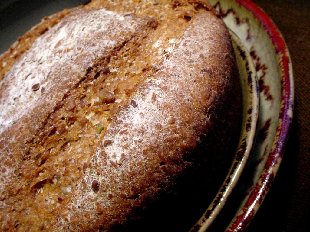 Whole Grain Rye Bread | George Wesley & Bonita Dannells | Flickr
