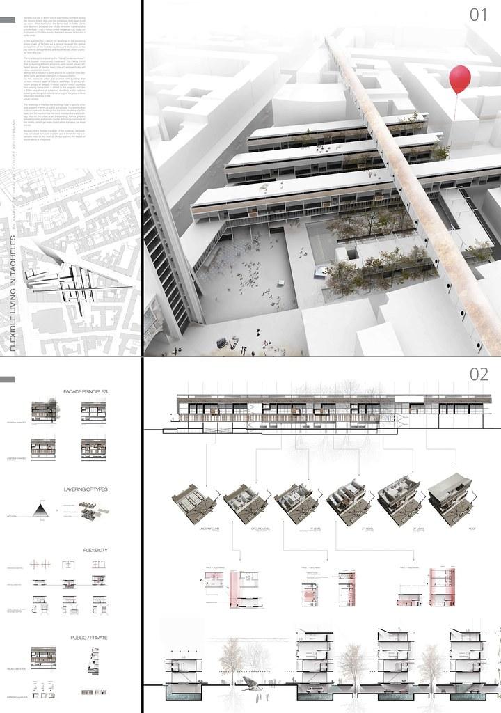 Tudelft archi prix selection for Architecture portfolio dimensions