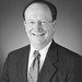 Portrait of University President Richard Rush