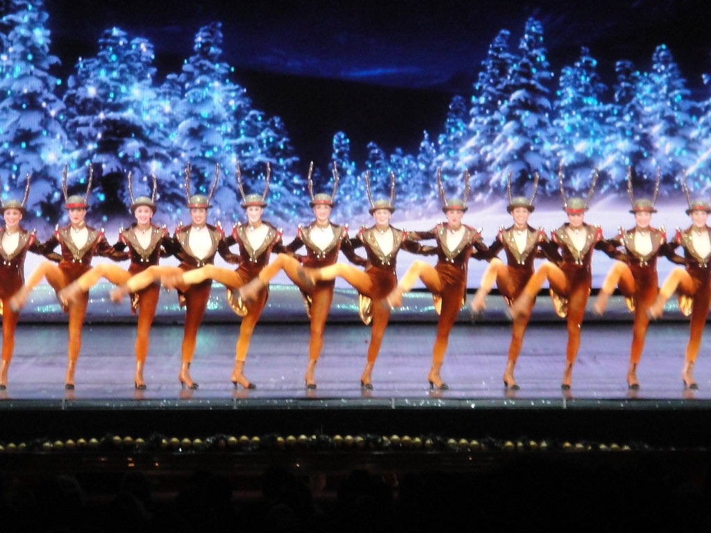 Will The Rockettes Tour In
