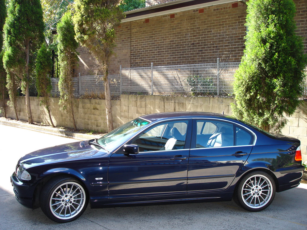 bmw e46 323i orient blue bmw e46 323i 12 1999 model fe flickr. Black Bedroom Furniture Sets. Home Design Ideas