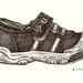 #12: usa shoe (side)