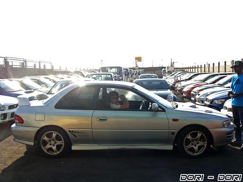 Subaru Impreza Wrx Sti Type R Version Iv Gc8 Coupe 97 Flickr