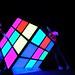 """80s photo scavenger hunt """"Rubiks cube"""""""