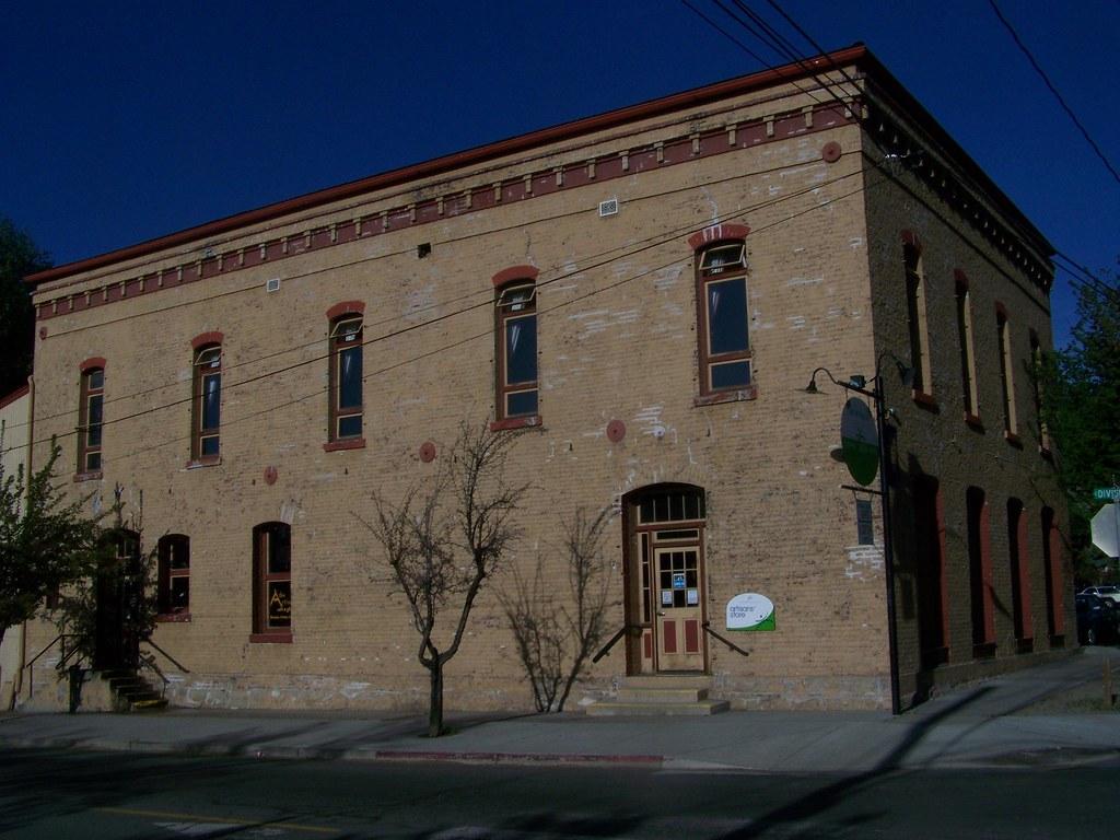 Carson Brewing Company Carson City Nv Nrhp 78003210
