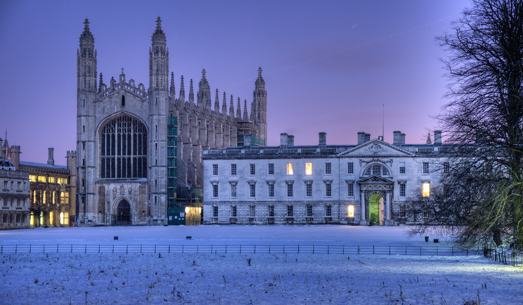 King S College Chapel Cambridge I Jhimages Co Uk I