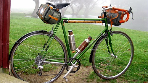 Old style Merckx bicycle build up. | by One Happy Cog