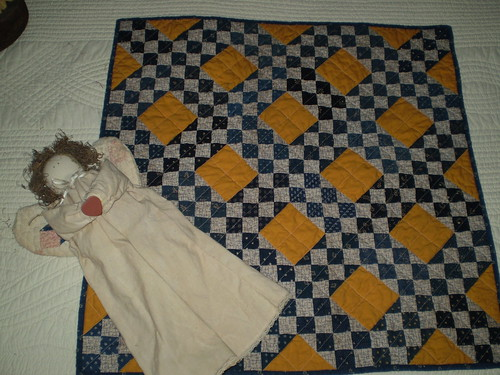 Cheddar and Crackers quilted | by ann_champion