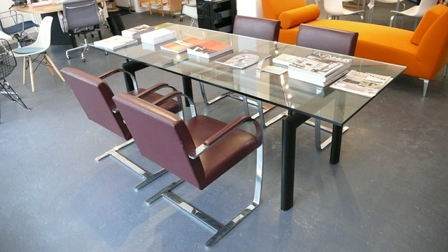 Mies van der rohe knoll brno chairs le corbusier tafel flickr - Tafels knoll ...