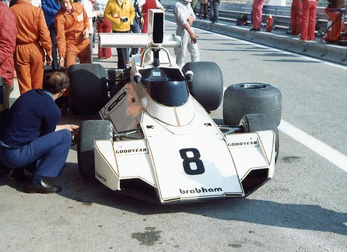 1974 Brabham Bt44 Rikky Von Opel S Car Spanish Grand Pri Flickr