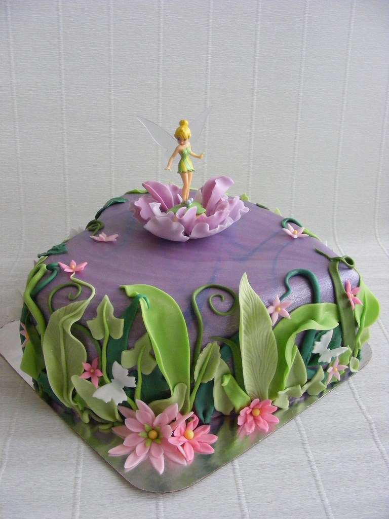 Tinkerbell Cake Images Photos : Tinkerbell cake ???? ???????? Flickr