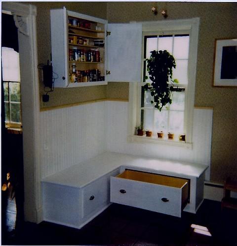 Kitchen Bench Seat With Storage Latest Kitchen Storage: Kitchen Bench Seat