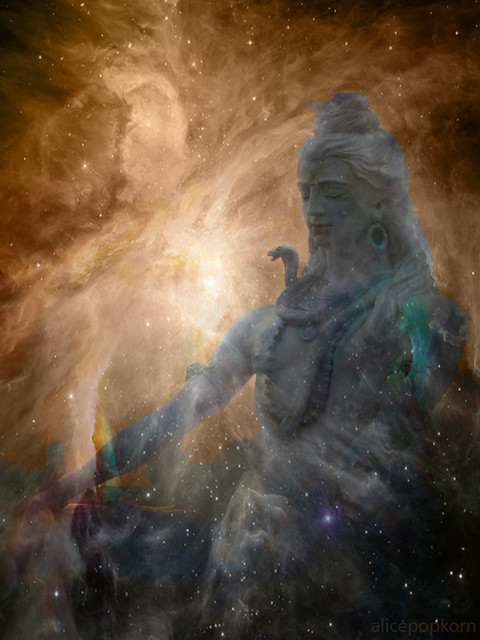Shiva dreaming created for the nasa remix challenge 12 for Why was nasa created