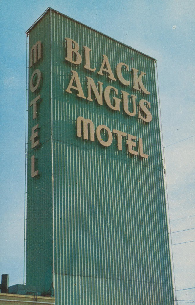 Black Angus Motel - Kennewick, Washington