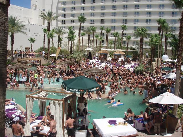 Pool Party Hard Rock Las Vegas