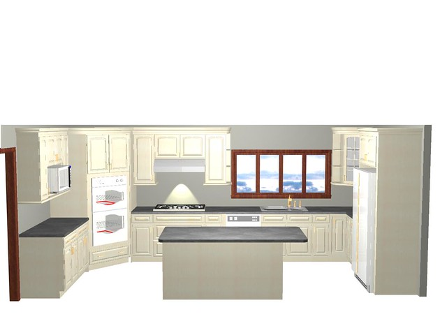 kitchen design jobs corner oven with cooktop found this layout i did 265