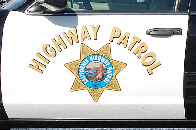 california highway patrol chp door decal navymailman. Black Bedroom Furniture Sets. Home Design Ideas