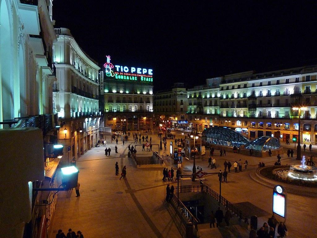 Hotel Puerta Del Sol Room