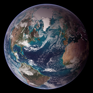 NASA Blue Marble 2007 West | by NASA Goddard Photo and Video