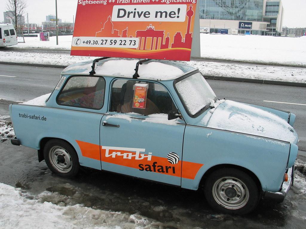 trabant taxi berlin wall february 2010 no set of. Black Bedroom Furniture Sets. Home Design Ideas