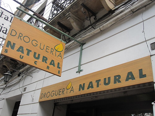 Drogueria Natural Sucre | by veganbackpacker