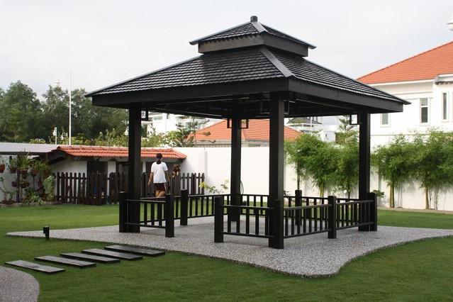 Galerry oriental gazebo design