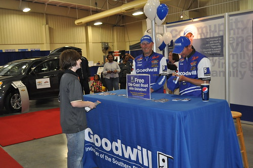 Meeting with fans | by Goodwill Industries International, Inc.