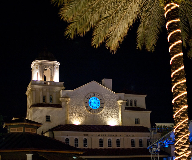 The Harriet Himmel Theater West Palm Beach Florida