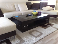 DFS stax solid wood coffee table 295 DFS Stax solid woo Flickr