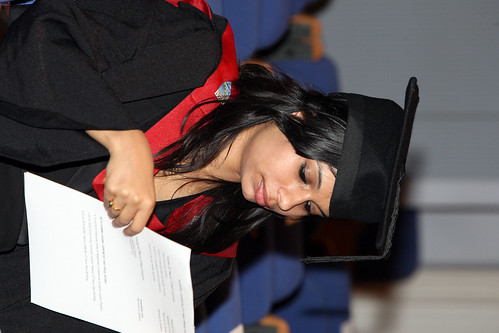 Postgraduate Graduation Day - March 2010 - Afternoon Ceremony | by Aston University