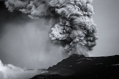 B/W eruption | by Bkort photography