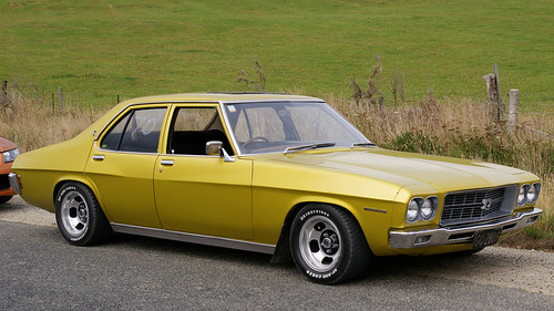 HOLDEN PREMIER 1974 | by Hugh McCall