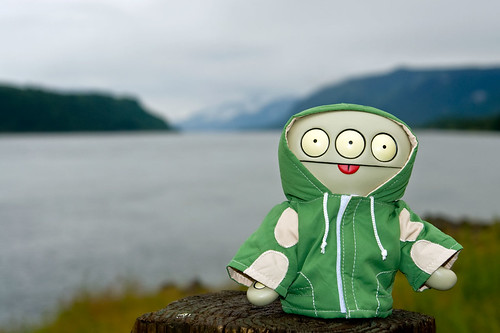 Uglyworld #554 - Cinko at Columbia River (144/365) | by www.bazpics.com
