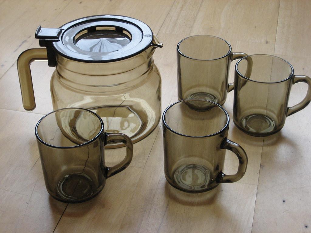 Am  Coffee Set