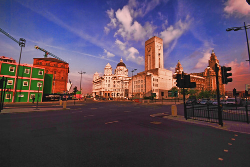 Liverpool Mann Island | by 18mm & Other Stuff