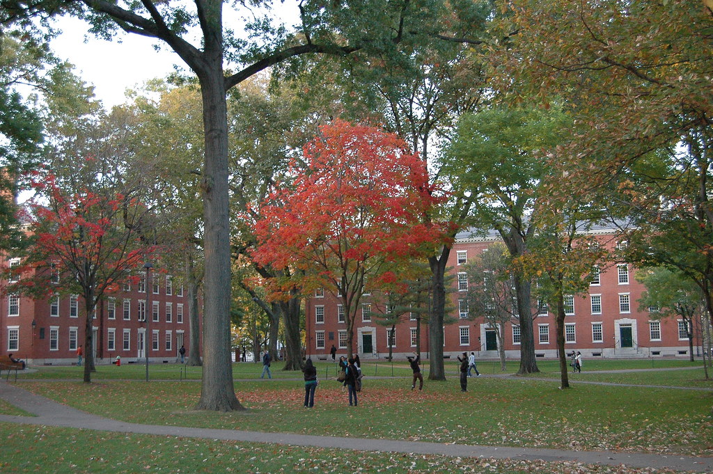 Harvard University Walking Tour