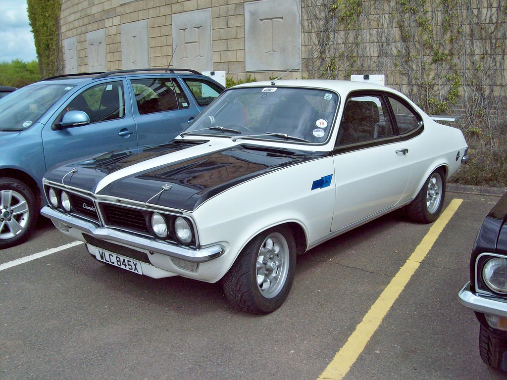 10 Chevrolet Firenza Can Am 1973 Chevrolet Firenza Can
