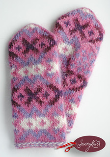 Lopi mittens | by sunnyknits