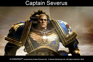 Captain Severus | by Ultramarines