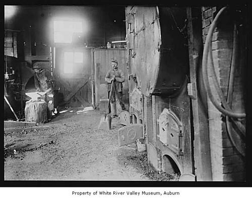 Commercial Boiler Room