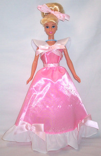 Cinderella Pink Dress (In Tact) | by Your Boy, Max