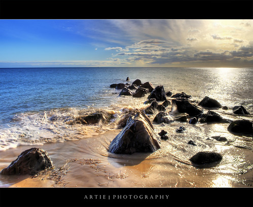 Shimmering Shore (II) :: HDR | by :: Artie | Photography :: Travel ~ Oct