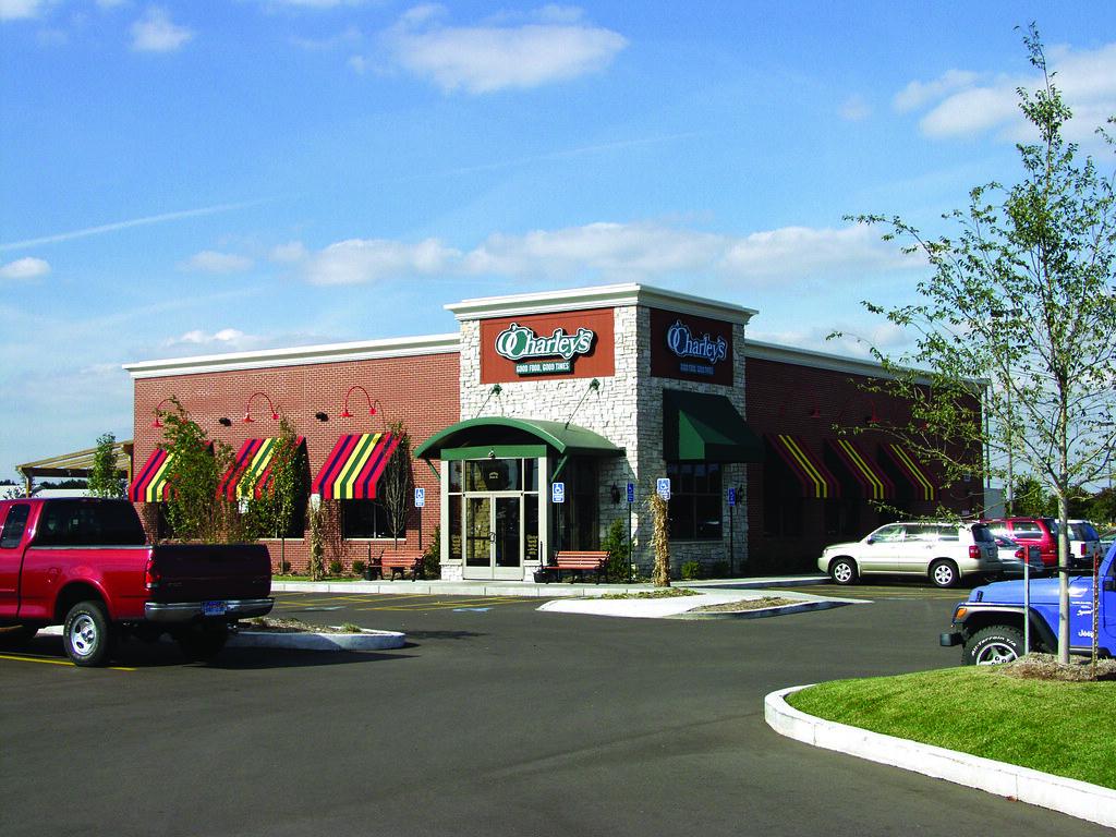 O Charleys Restaurant Menu